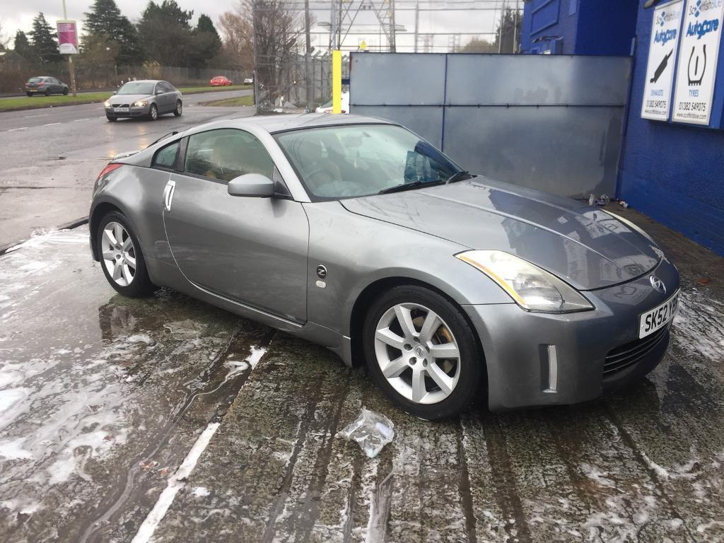Nissan 350z Cars For Sale In Scotland