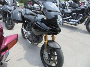 2008 Ducati Multistrada 1100 S - Ohlins suspension