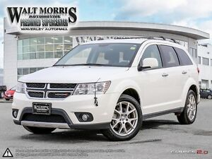 2017 Dodge Journey GT - LEATHER, HEATED SEATS, REAR VIEW CAMERA