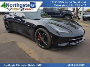 2014 Chevrolet Corvette Stingray Z51, 3LT, 7 Speed, Nav, Leather