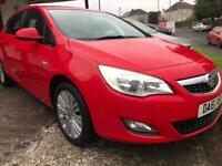 61 Plate Astra Excite 1.4 with only 52k / FSH / Cheap