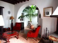 ANDALUSIA : Stunning property in white village (20 min from Sotogrande), Official Rental Business