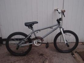 "Blank Frank BMX bike 20"" frame in very good condition"