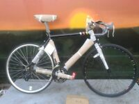 NEW British Eagle Velocitor Gents 700c 14 Speed Alloy Road Racing Bike- RRP £299