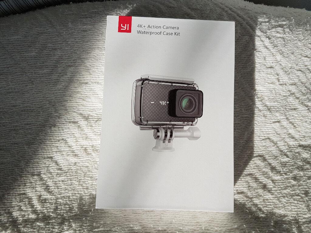 Gopro Like Xiaomi Yi 4k With Waterproof Case Action Camera Unopened Ii Brand New