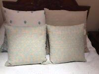 decorative pillows- assortted