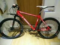 Specialized s works m5 mtb
