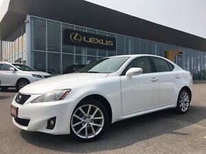 2011 Lexus IS 250 AWD**NAV/LEATHER/BACK-UP**