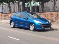 2006 Peugeot 207 1.4 Sport 5 Door Hatchback, Good Service History, Long MOT, Must See!
