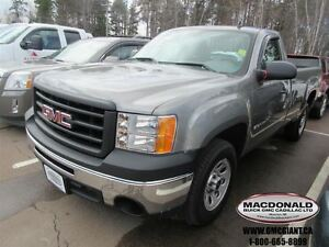 2012 GMC Sierra 1500 Work Truck Regular Cab Long Box