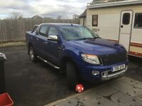 Ford ranger 3.2 raptor