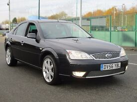 2007 FORD MONDEO 2.0 PETROL TITANIUM X - AUTOMATIC - 1 OWNER - FMDSH - HALF LEATHER - PX WELOME