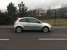 2006 Ford Fiesta Zetec S (only available from early March)