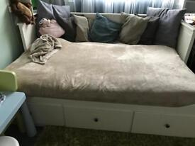 Ikea day night bed sofa