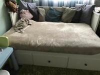 Ikea day night bed sofa