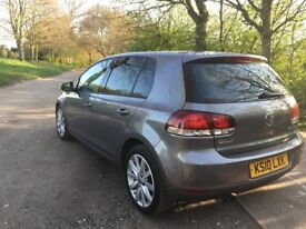 VW Golf 2.0 TDI GT, Manual, New Clutch & Flywheel, Well Looked After