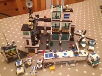 Lego City police - various different sets