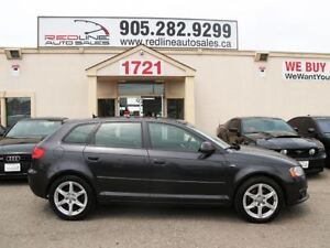 2009 Audi A3 2.0T Premium, AWD, S-Line, WE APPROVE ALL CREDIT
