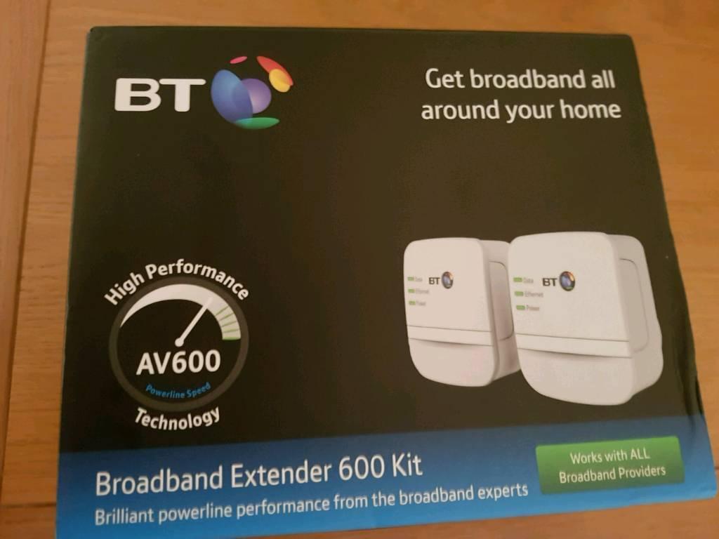 Broadband Extender 600 kit