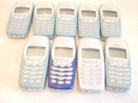 16 phones chargers spare batteries sold as 1 lot