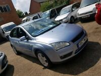2007 57 Ford Focus 1.8 - Low Mileage - 3 Month Warranty