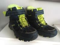 Winter boots child size 13