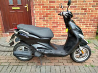 2010 Yamaha Neos 50 scooter, new 12 months MOT, good runner, 4 stroke engine, bargain, ride away,,,