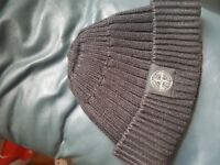 STONE ISLAND WOOLY HAT