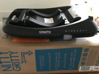 Cosatto Hold Isofix Base and Car Seat