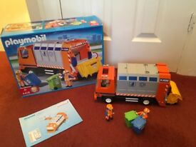 Playmobil 4418 Rubbish lorry