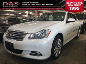 2008 Infiniti M35X Luxury/LEATHER/SUNROOF/AWD