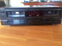Technics Double Cassette RS-TR355
