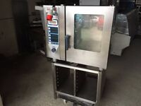 COMMERCIAL CATERING RATIONAL CONVECTION FAN OVEN CAFE PERI PERI CHICKEN RESTAURANT FAST FOOD SHOP