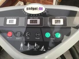 Gadget Fit Vibro Machine plus DVD's