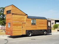 Tiny House to Drive