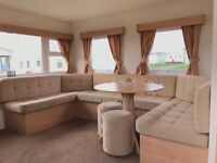 Fantastic Double Glazed And Central Heated Holiday Home On Scotlands West Coast Near Wemyss Bay