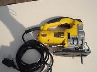 Dewalt jigsaw saws for sale gumtree dewalt jigsaw 240v hardly used keyboard keysfo Image collections