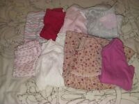 Bundle of Baby Clothes for Girl 0-3 Months