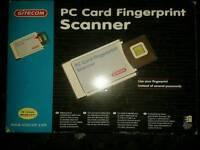 ( BRAND NEW ) PC / Laptop Card Fingerprint Scanner