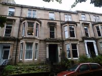 A stunning two bedroom part furnished flat available on Doune Gardens, West End (ref 304)