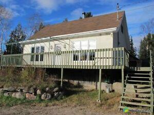 350 000$ - Maison 2 étages à vendre à Lac-Saguay