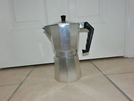 espresso cafetiere for 6 cups