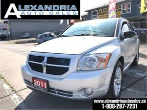 2011 Dodge Caliber Uptown/leather/clean/safety included