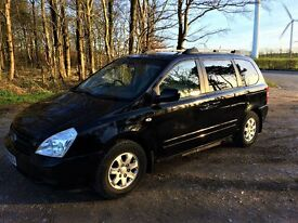 **2009 KIA SEDONA 2.9CRDI GS AUTO WHEELCHAIR ACCESSIBLE VEHICLE, FSH, LONG MOT**