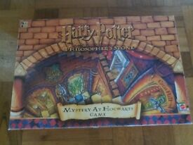 Board game 'Harry Potter and the Philosopher's Stone'