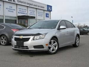 2014 Chevrolet Cruze Diesel| Heated leather| Bluetooth