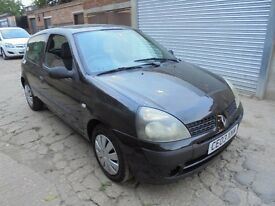 Renault Clio 1.2 16v Expression 3 door (03) 2003