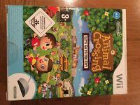 Nintendo Wii Console Games Bundle