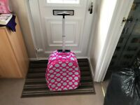Floral Design Suitcase
