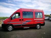 Beautiful Citroen Camper Van